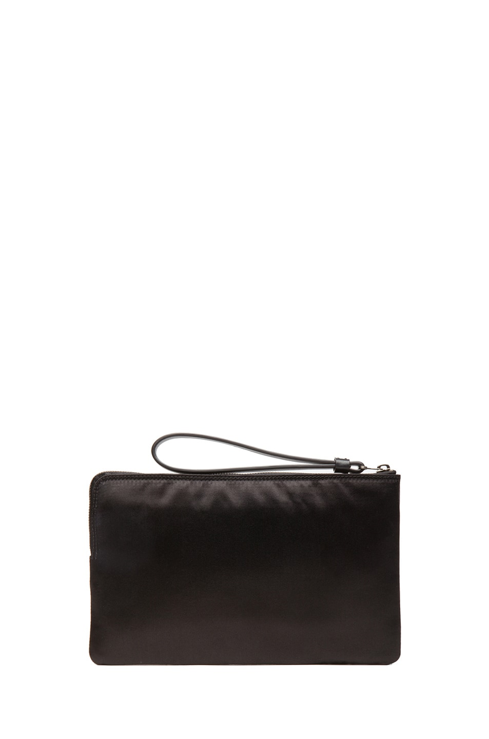 Image 2 of Lanvin Beetle Pouch in Vert