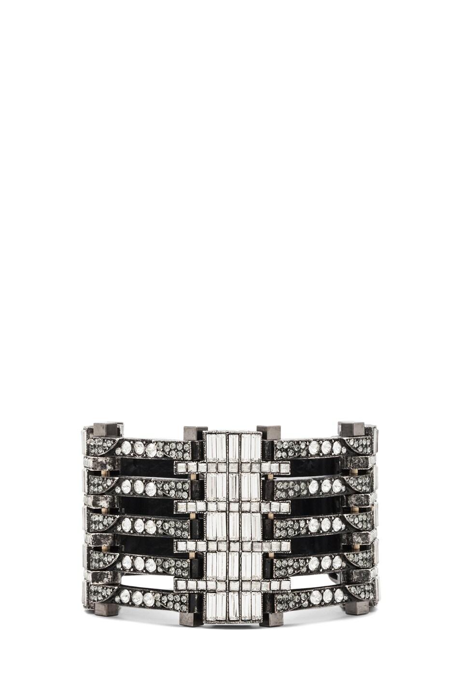Image 1 of Lanvin Bracelet in Crystal