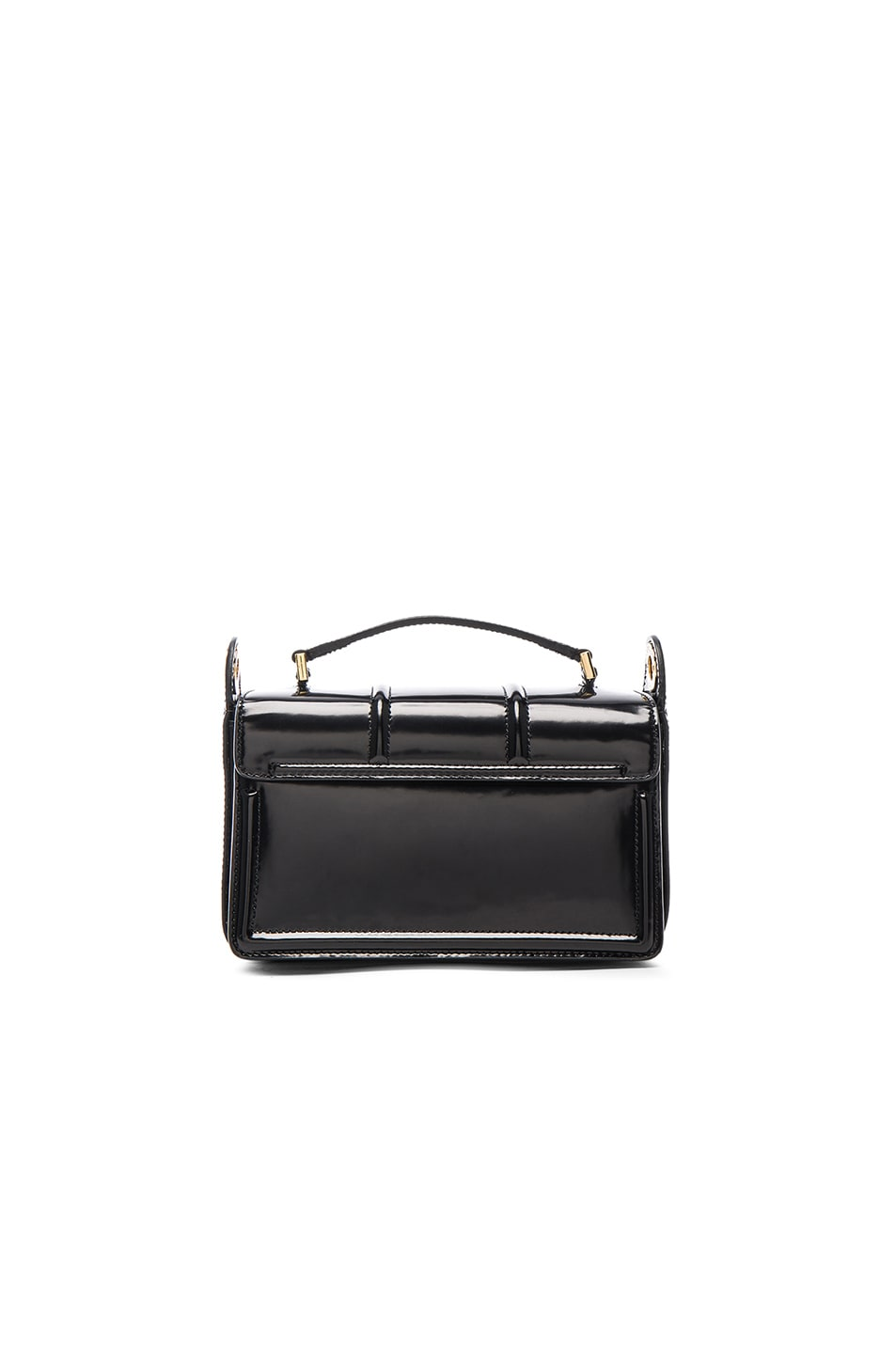 Image 3 of Lanvin Small Jiji Box Bag in Black
