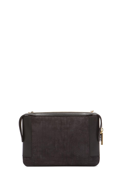 Image 2 of Lanvin Beyond Le Jour Medium Bag in Black