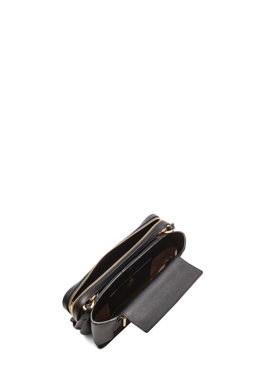 Image 4 of Lanvin Beyond Le Jour Medium Bag in Black