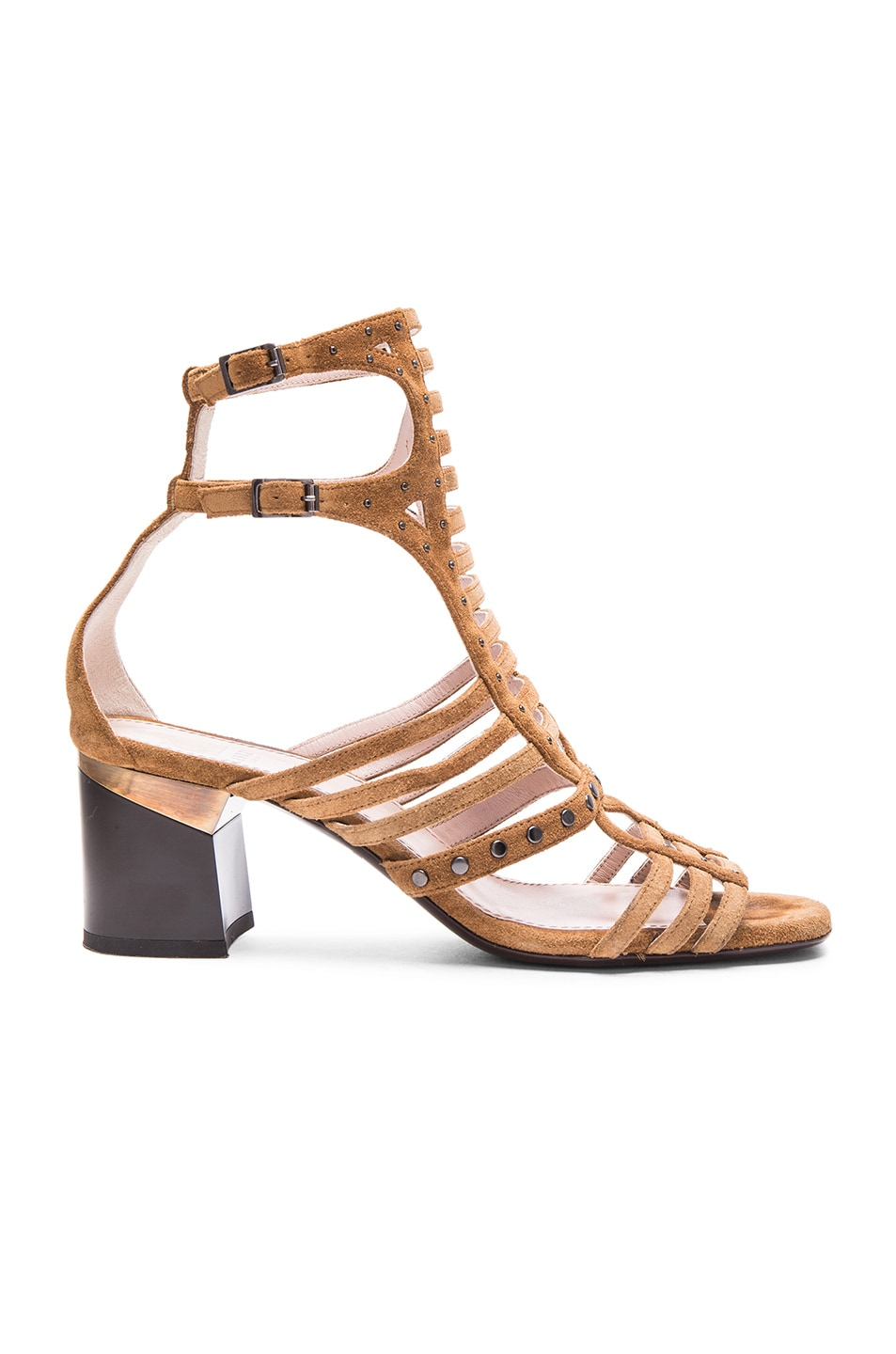 Lanvin Multistrap Platform Sandals original for sale Kexwt