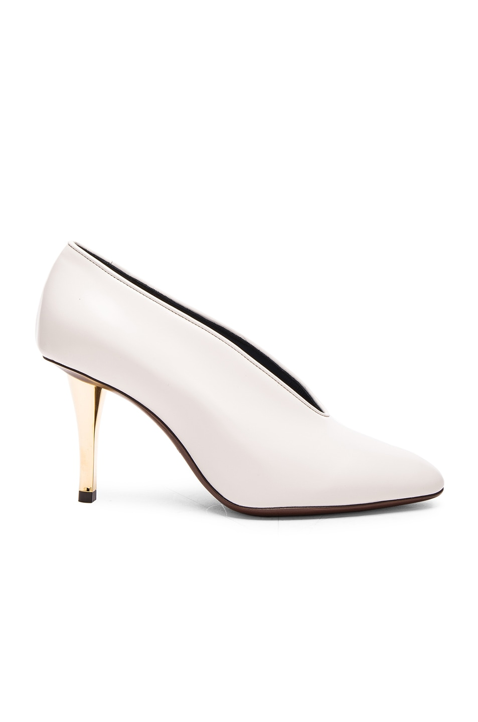 pay with visa online authentic cheap price Lanvin Leather Pump gT5yoaME1M