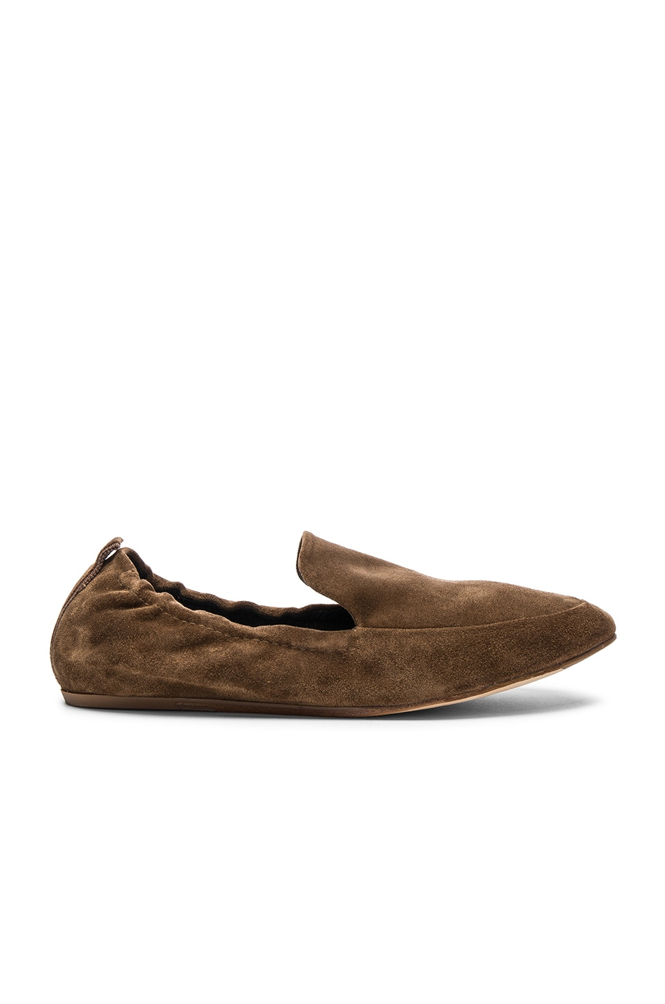 Lanvin Suede Loafers Discount Pay With Paypal Low Price Fee Shipping Sale Online Order Online Outlet Fast Delivery tfzYp8XyId