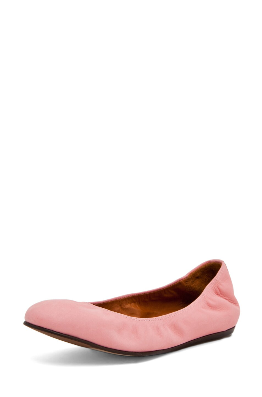 Image 2 of Lanvin Ballerina Flat in Pink