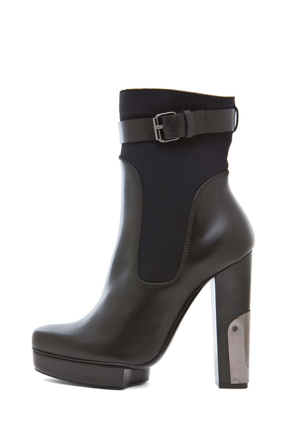 Image 1 of Lanvin Bootie in Black