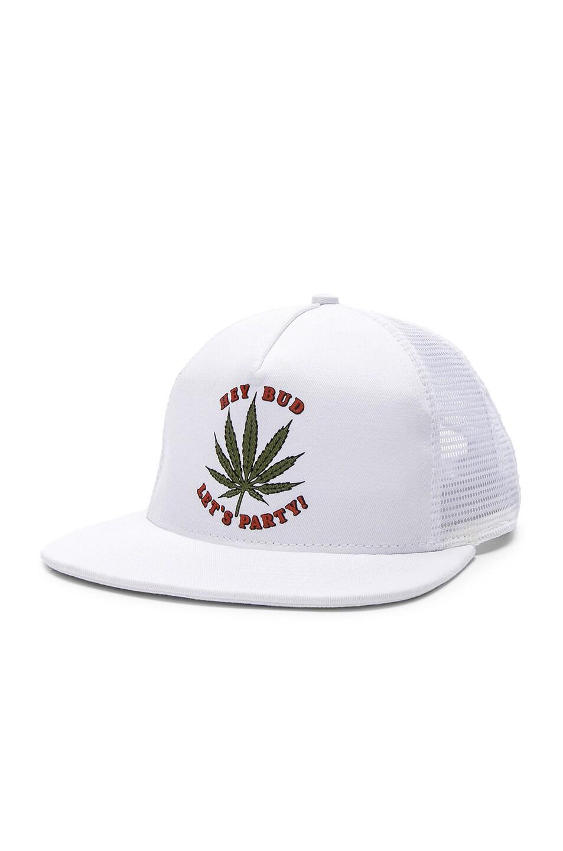 Pour Fwrd Laisse Chapeau De Fête En Blanc Autorité Locale DF7OIR