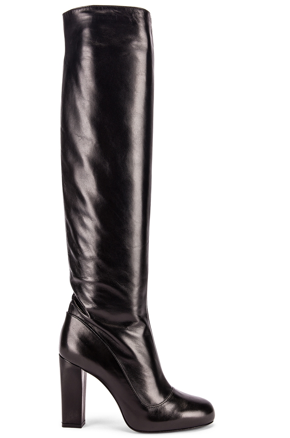 Image 1 of Lemaire High Heeled Boots in Black