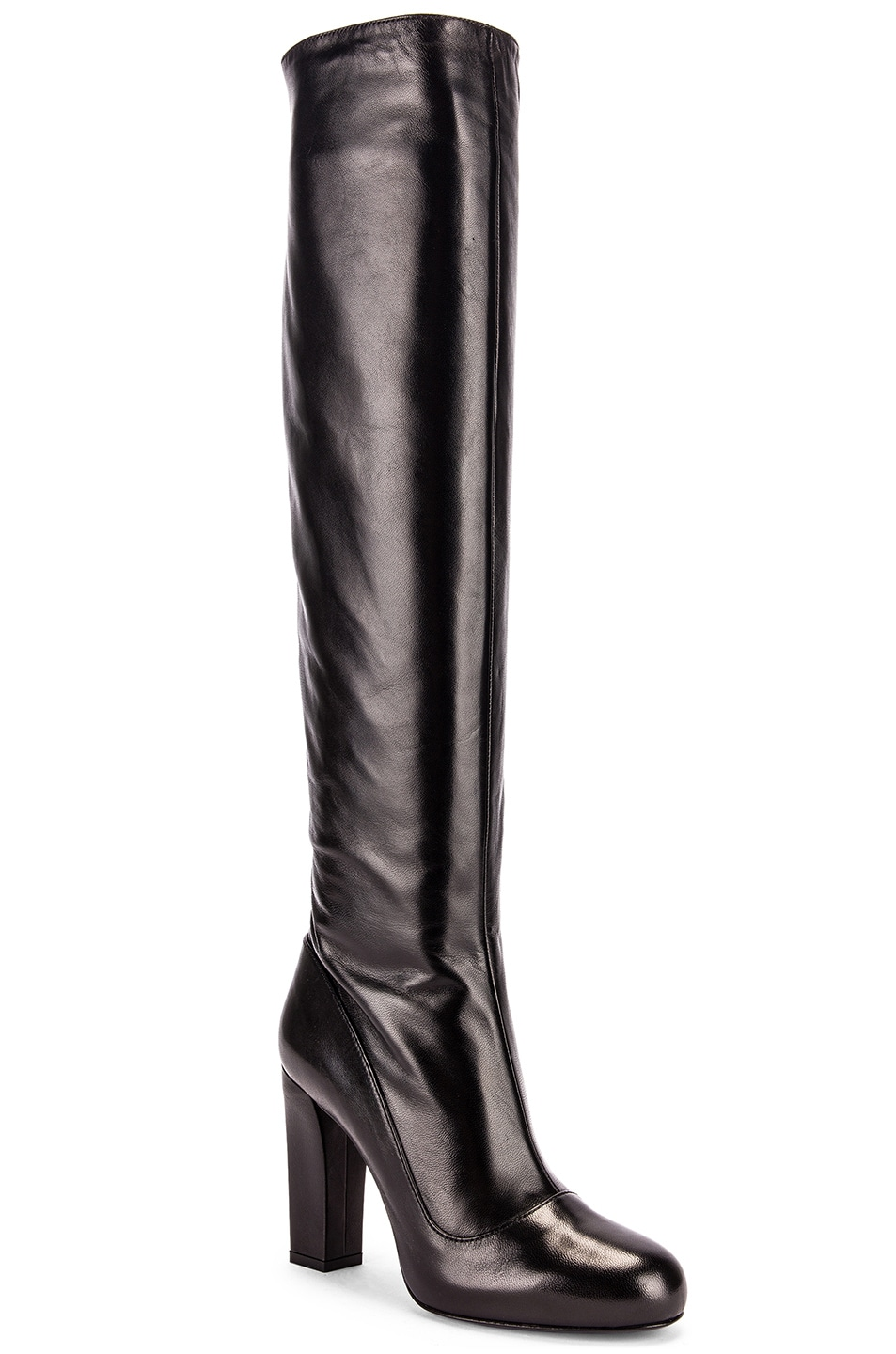 Image 2 of Lemaire High Heeled Boots in Black