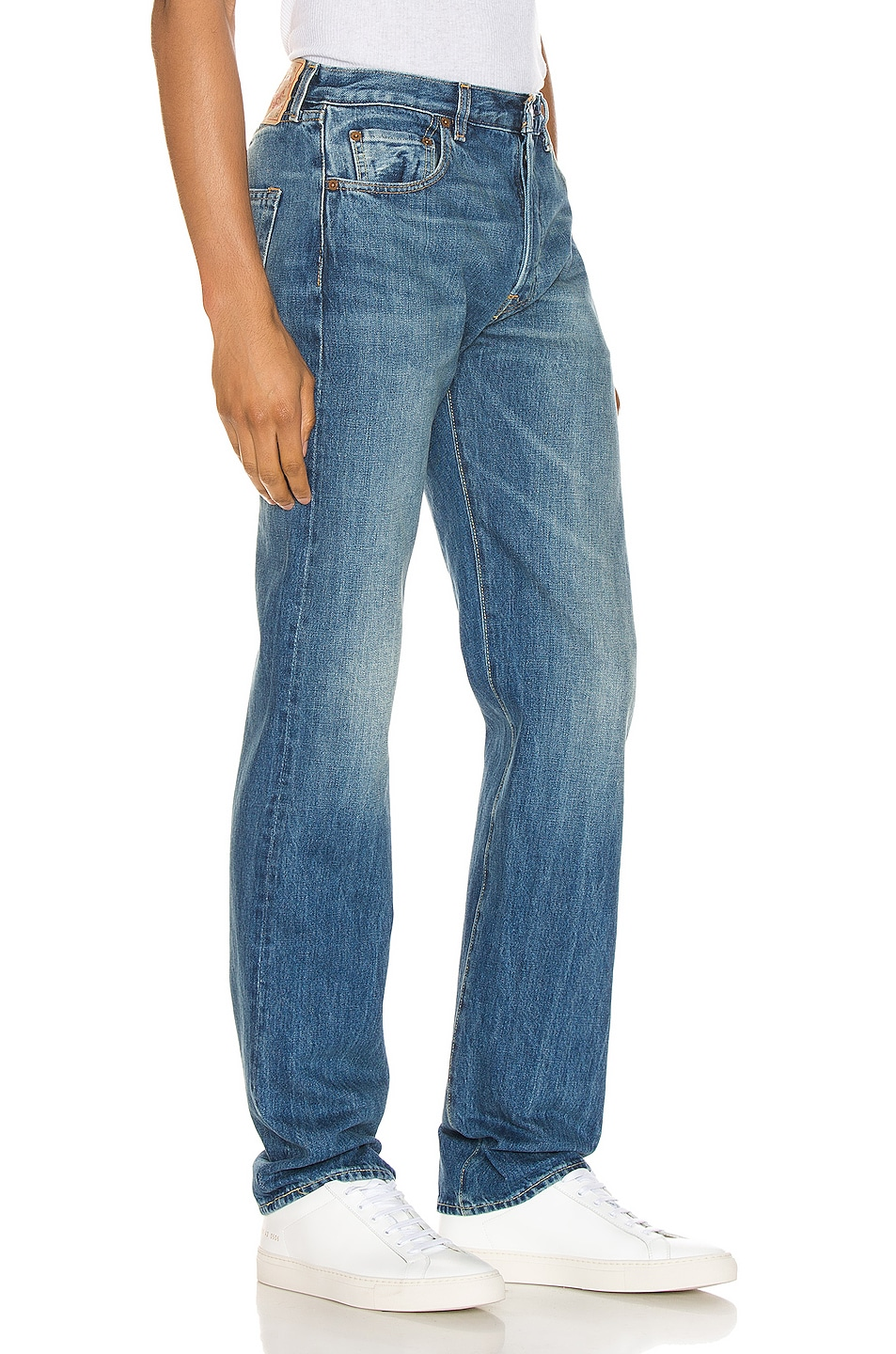 Image 2 of LEVI'S Vintage Clothing 1966 501 Jeans in Ramblin Man