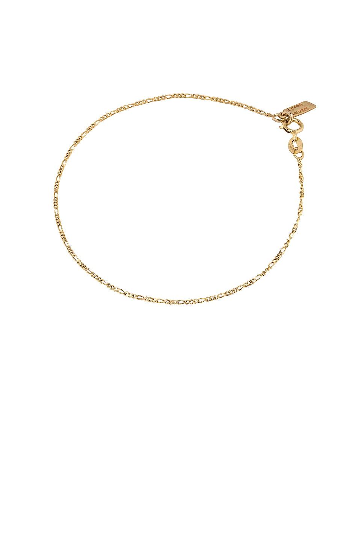 Image 1 of Loren Stewart Baby Fig Bracelet in Gold