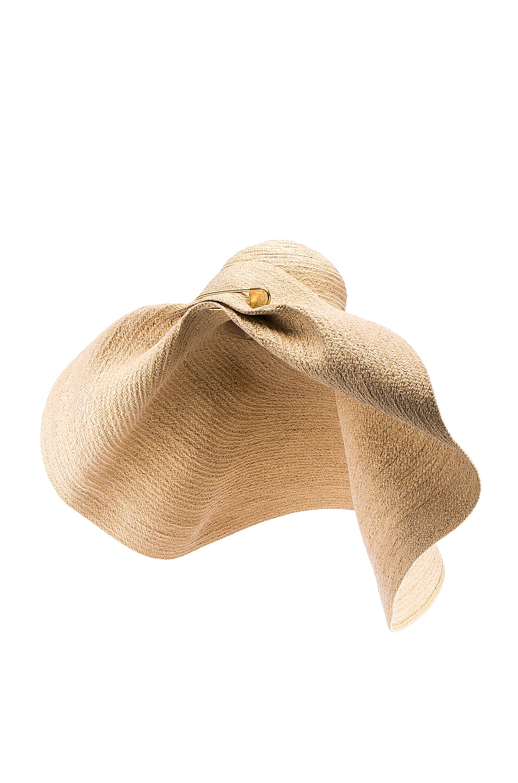 Image 1 of Lola Hats Giga Spinner Hat in White