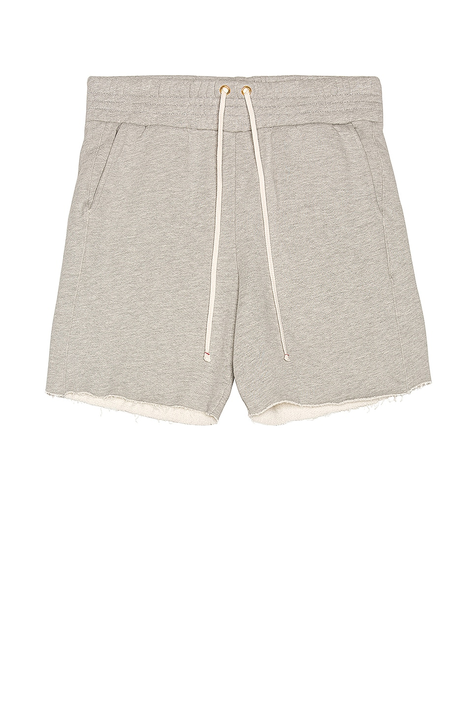 Image 1 of Les Tien Yacht Short in Heather Grey
