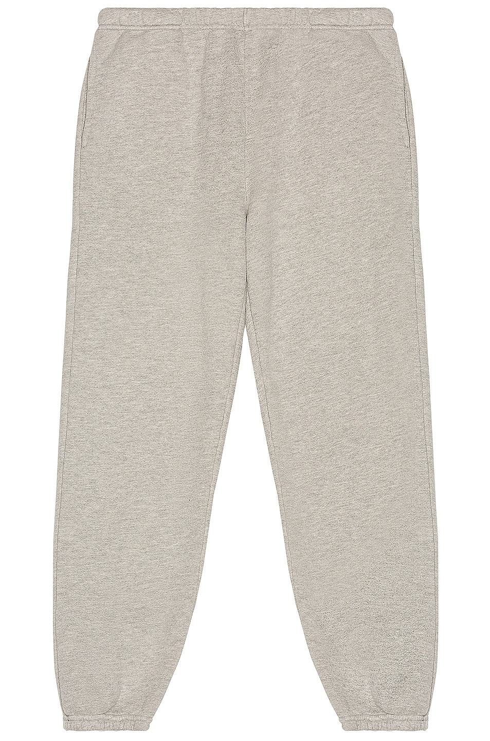 Image 1 of Les Tien Classic Sweatpant in Heather Grey