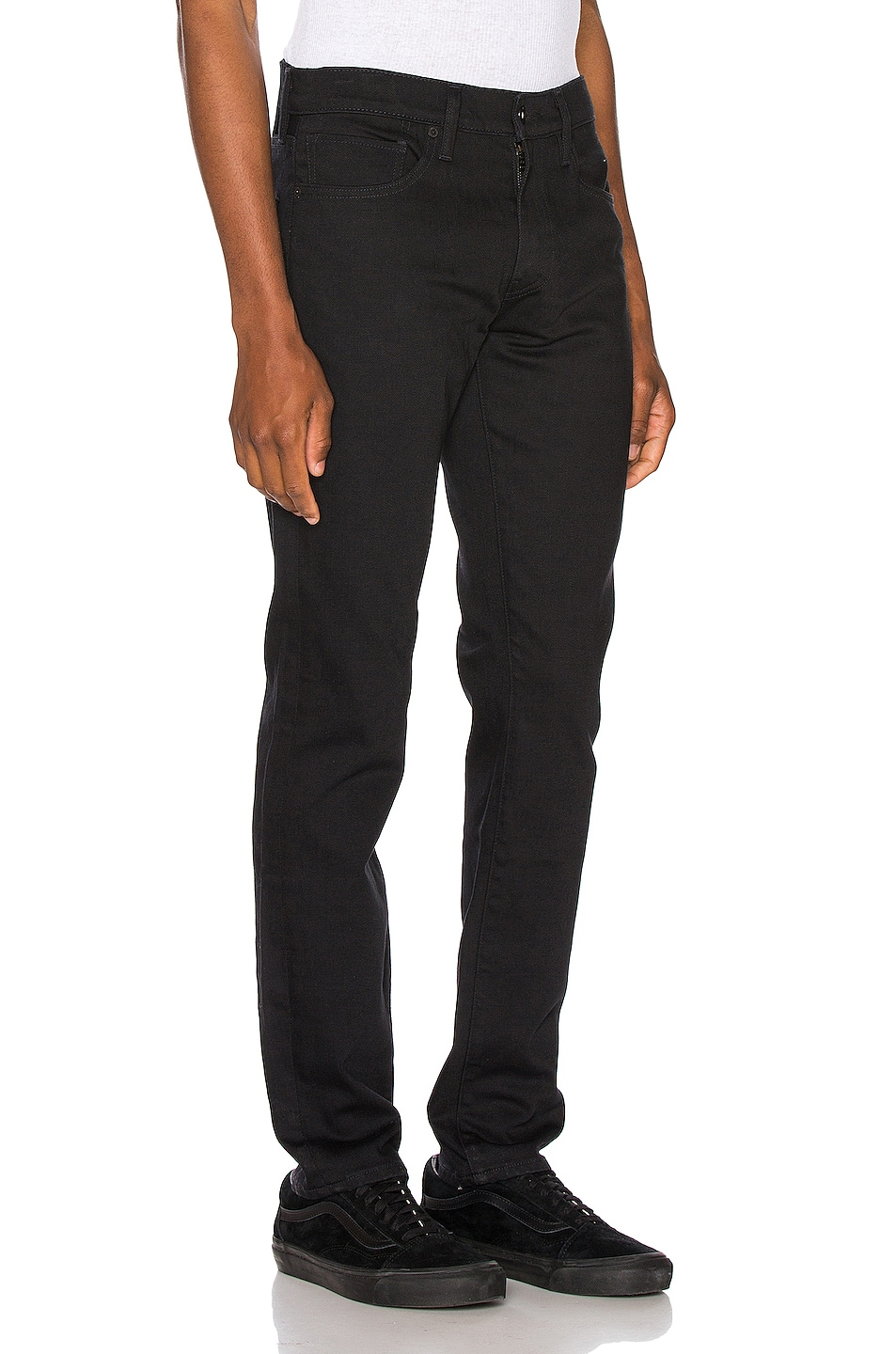 Image 2 of LEVI'S: Made & Crafted 511 Slim Jean in Black Rinse