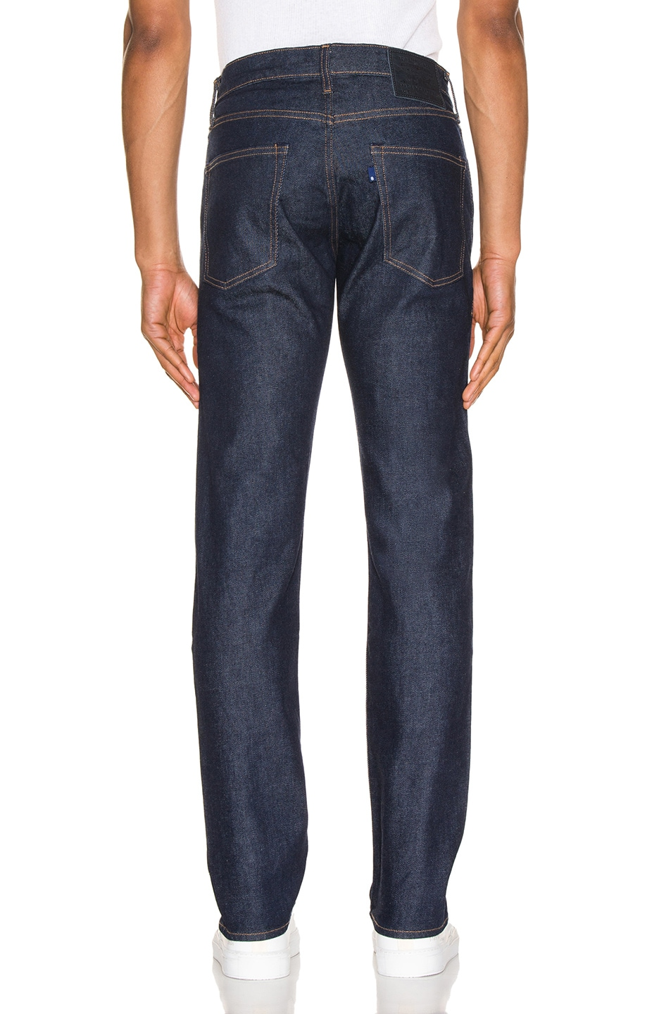 Image 3 of LEVI'S: Made & Crafted 511 in Resin Rinse Stretch Selvedge