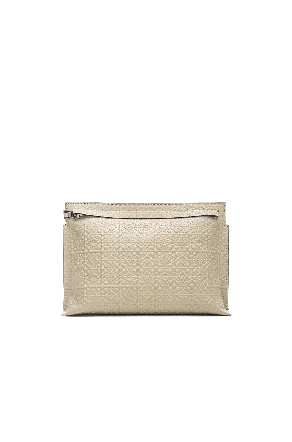 Image 1 of Loewe Large Pouch in Stone