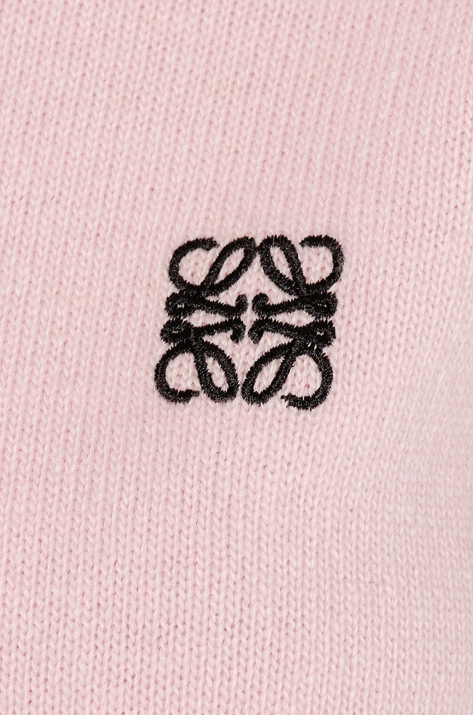 Image 5 of Loewe Cashmere Anagram Sweater in Pink
