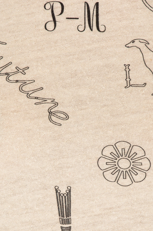 Image 6 of Loewe Logo T Shirt in Calico