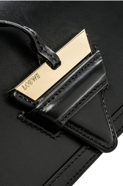 Image 8 of Loewe Barcelona Small Bag in Black
