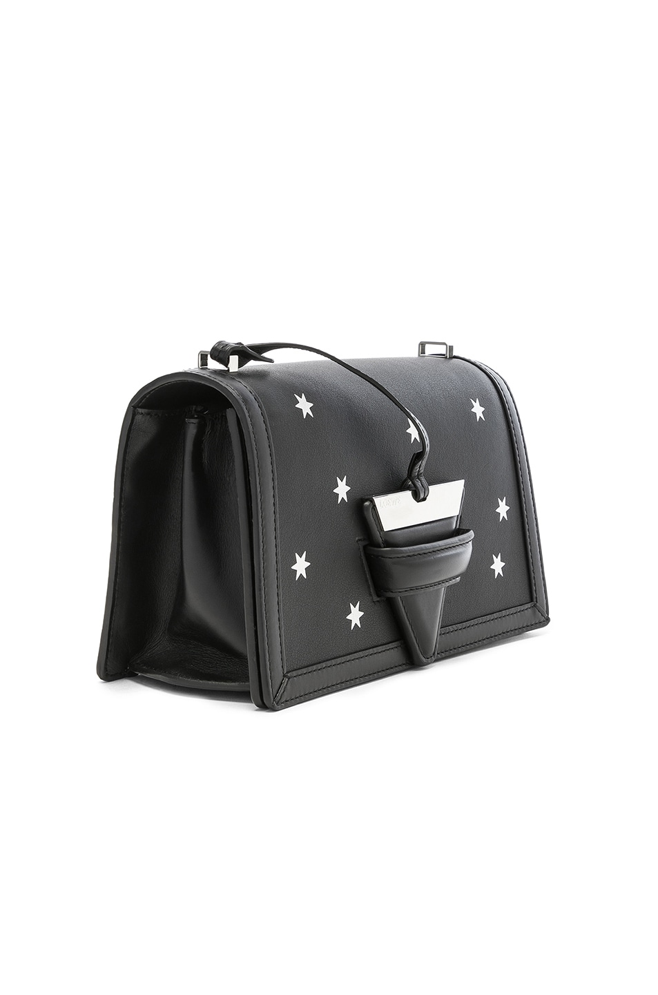 ec8905603f Image 4 of Loewe Barcelona Stars Bag in Black   Silver