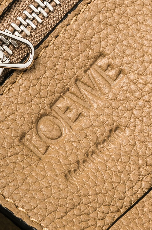 Image 6 of Loewe Flamenco Knot Tote Bag in Mocca & Black
