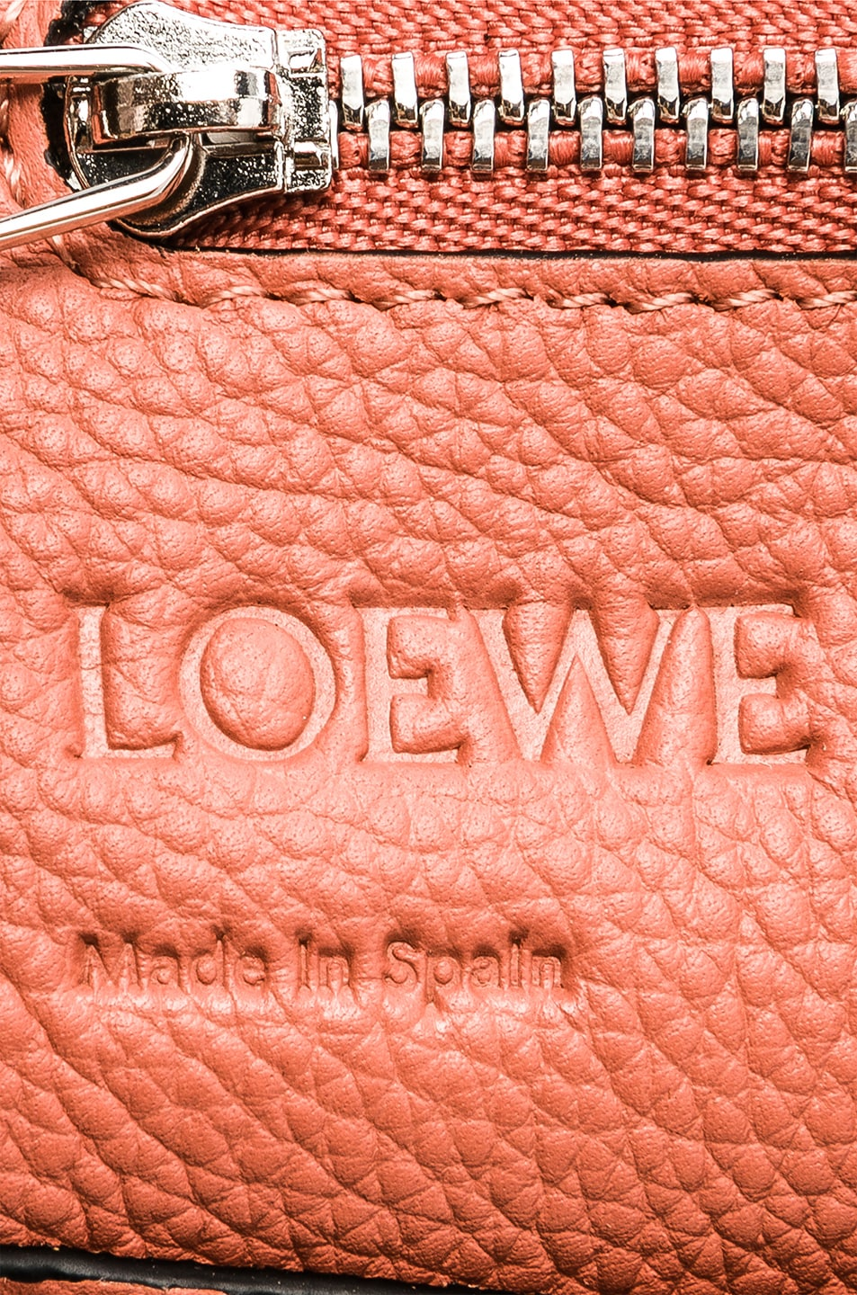 Image 5 of Loewe Flamenco Knot Small Tote in Pink Tulip