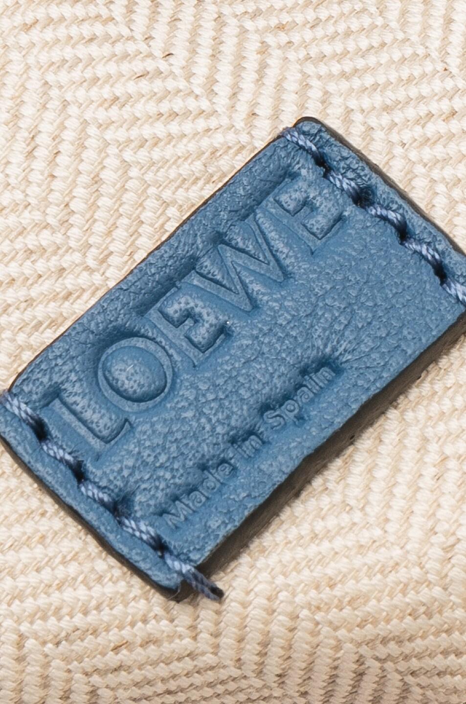 Image 7 of Loewe Puzzle Mini Bag in Varsity Blue