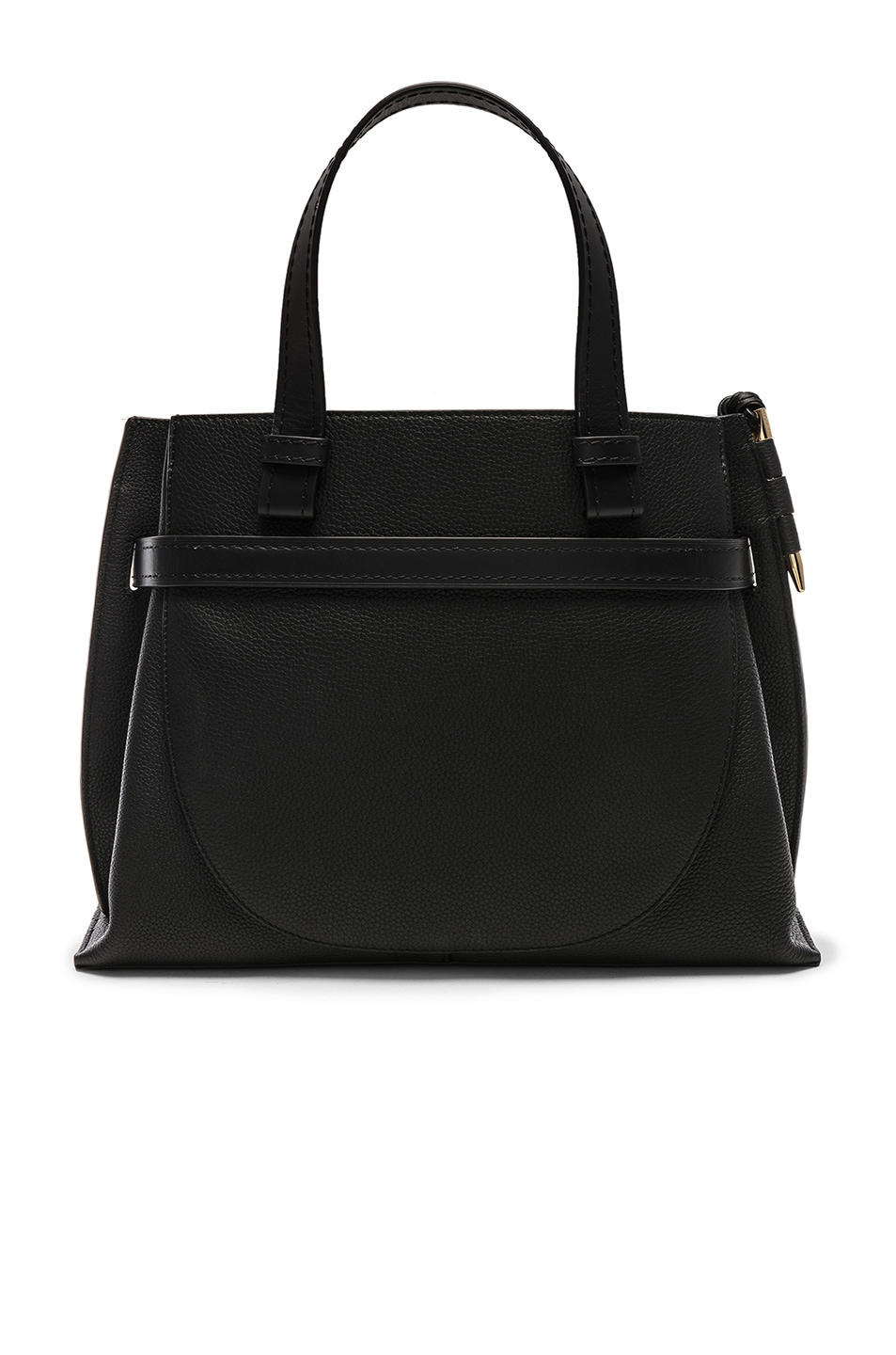 Image 3 of Loewe Gate Small Top Handle in Black