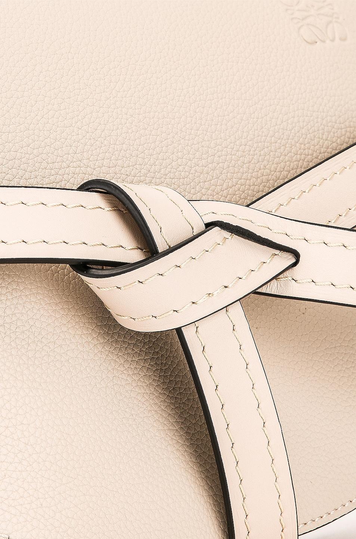 Image 8 of Loewe Gate Small Bag in Light Oak