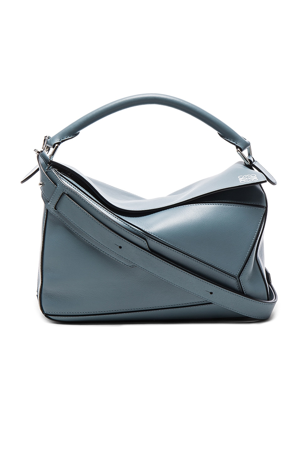 Image 1 of Loewe Puzzle Bag in Stone Blue
