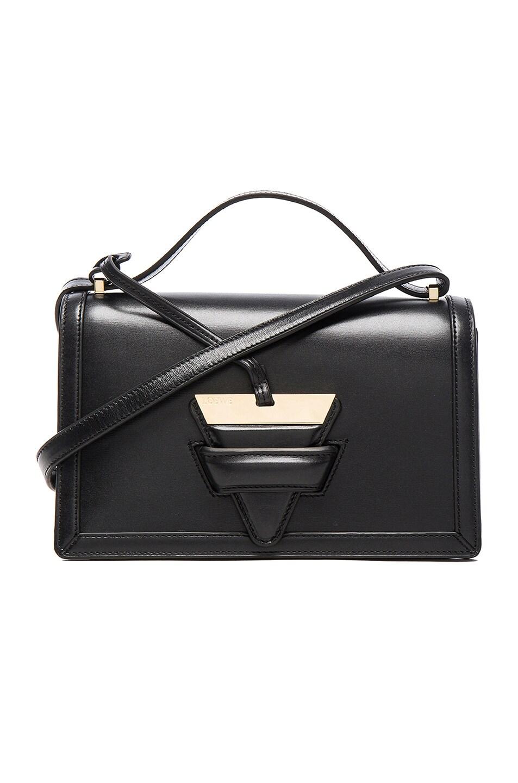 Image 3 of Loewe Barcelona Bag in Black