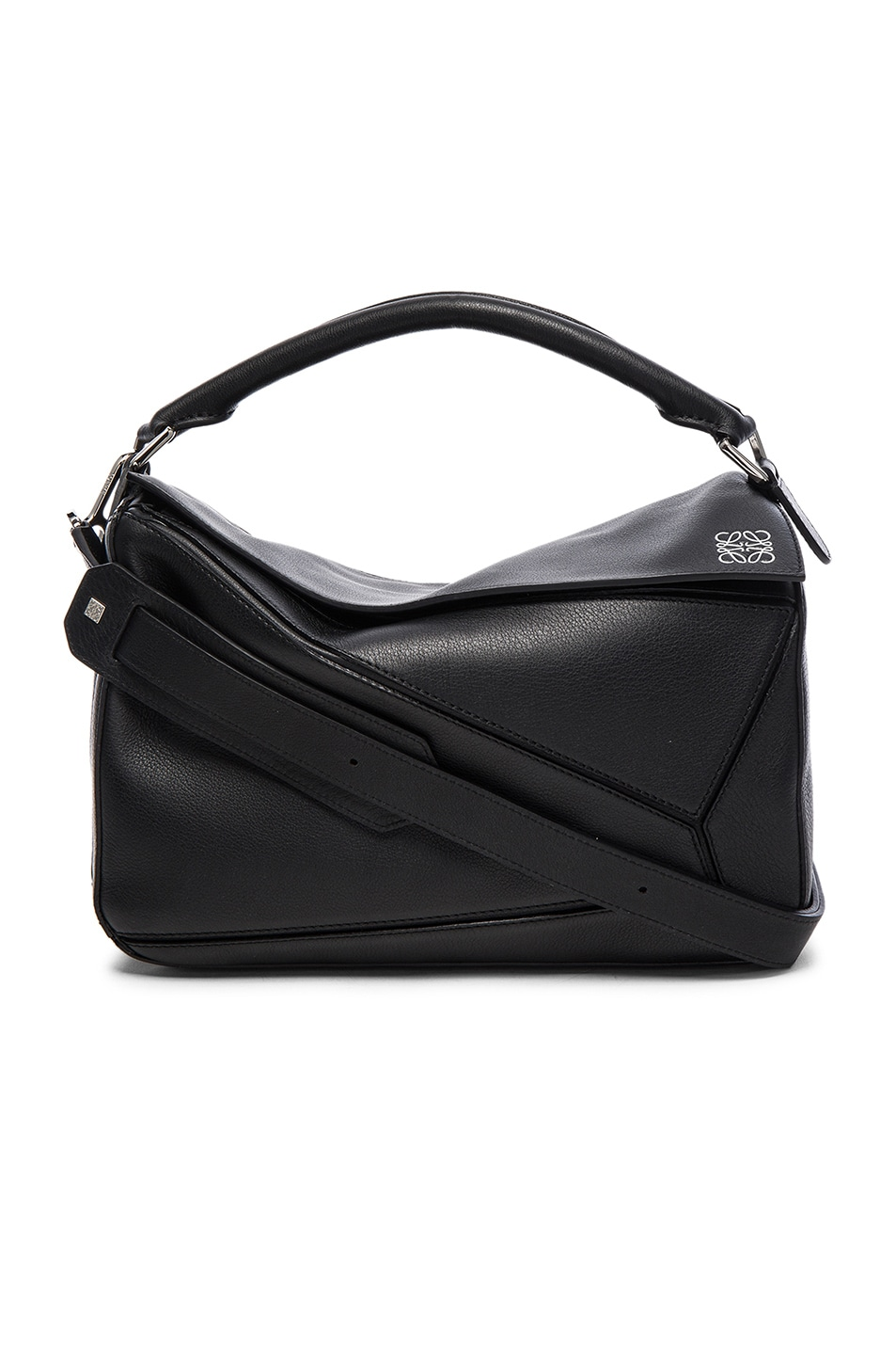 Image 1 of Loewe Puzzle Bag in Black