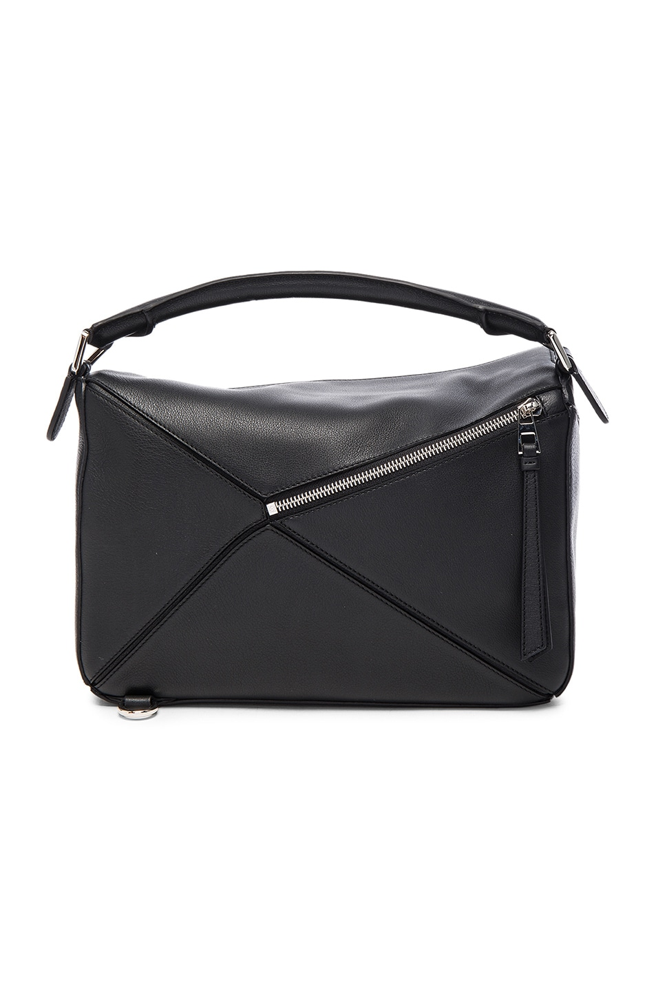 Image 3 of Loewe Puzzle Bag in Black