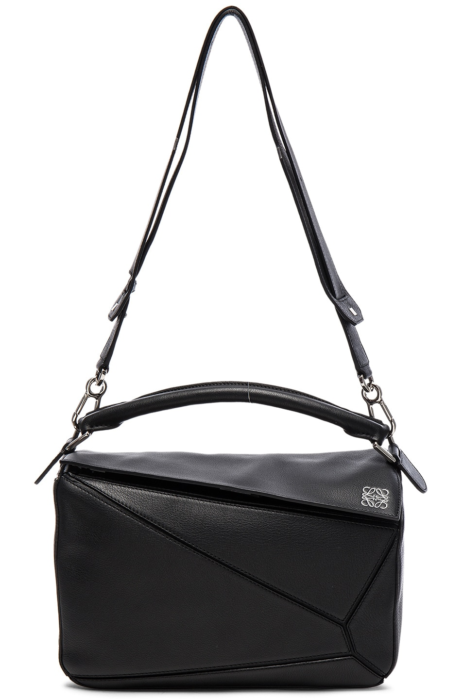 Image 6 of Loewe Puzzle Bag in Black