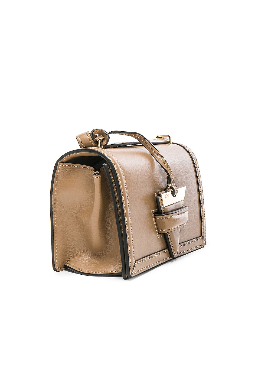 Image 4 of Loewe Barcelona Small Bag in Mink Color