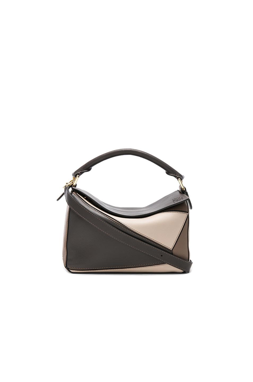 Day Birger et Mikkelsen Day Gweneth Q Petal Mini Bag - Dark Taupe main  image. Loading zoom