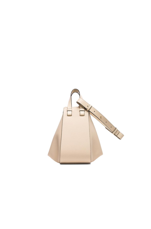 Image 2 of Loewe Small Hammock Bag in Ivory