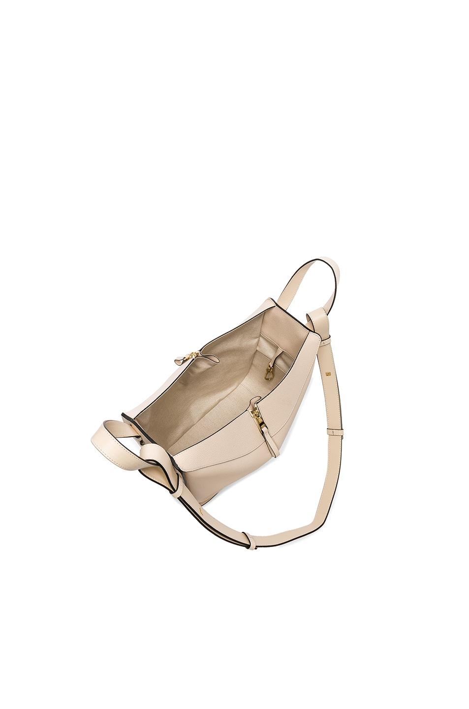 Image 4 of Loewe Small Hammock Bag in Ivory