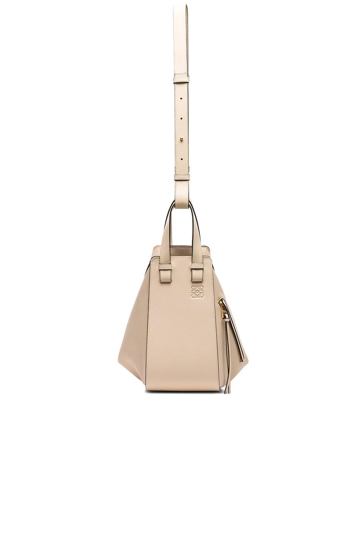 Image 5 of Loewe Small Hammock Bag in Ivory