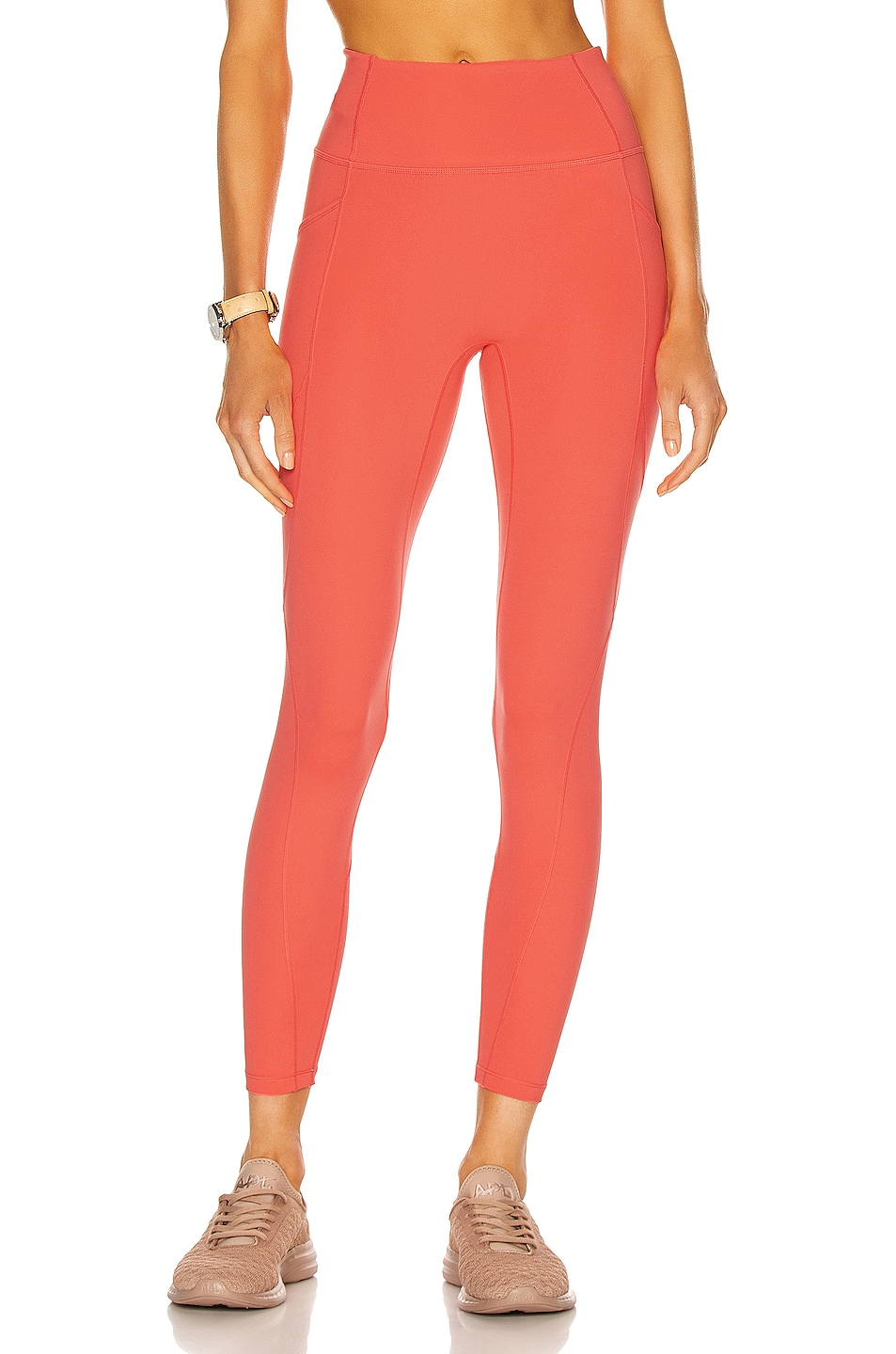 Image 1 of Le Ore Lucca High Rise Pocket Legging in Glow