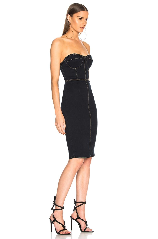 Image 2 of LPA Dress 499 in Dark Denim