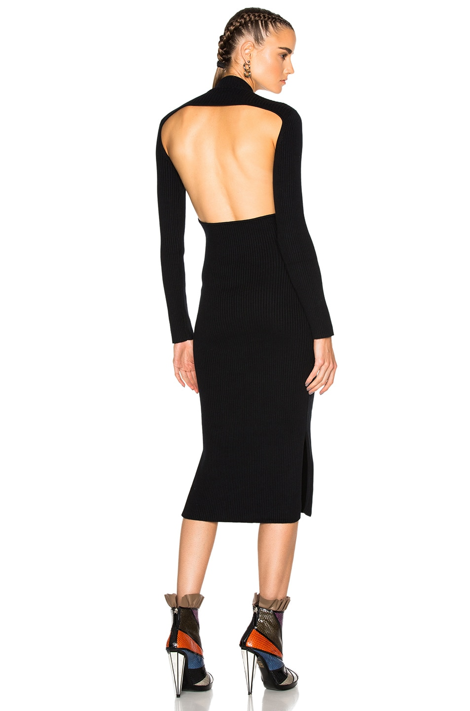 Image 1 of LPA Dress 221 in Black