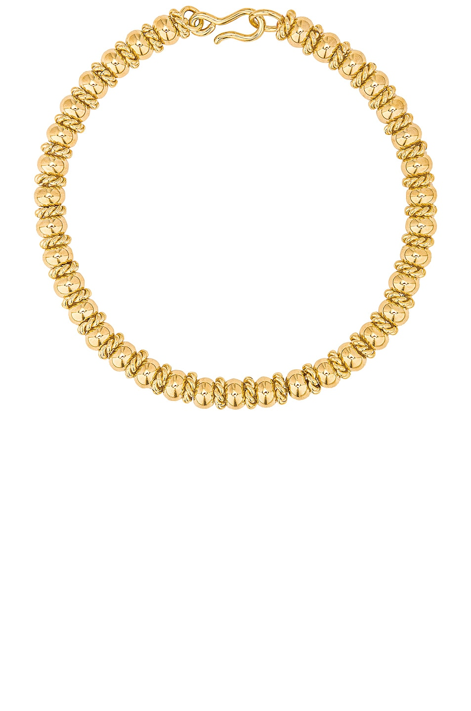 Image 1 of LAURA LOMBARDI Serena Necklace in Gold