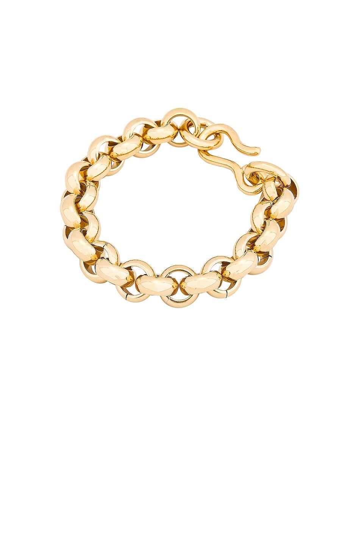 Image 1 of LAURA LOMBARDI Piera Bracelet in Gold