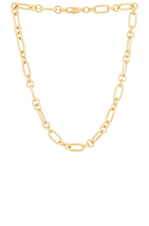 Image 1 of LAURA LOMBARDI Rafaella Chain Necklace in Gold