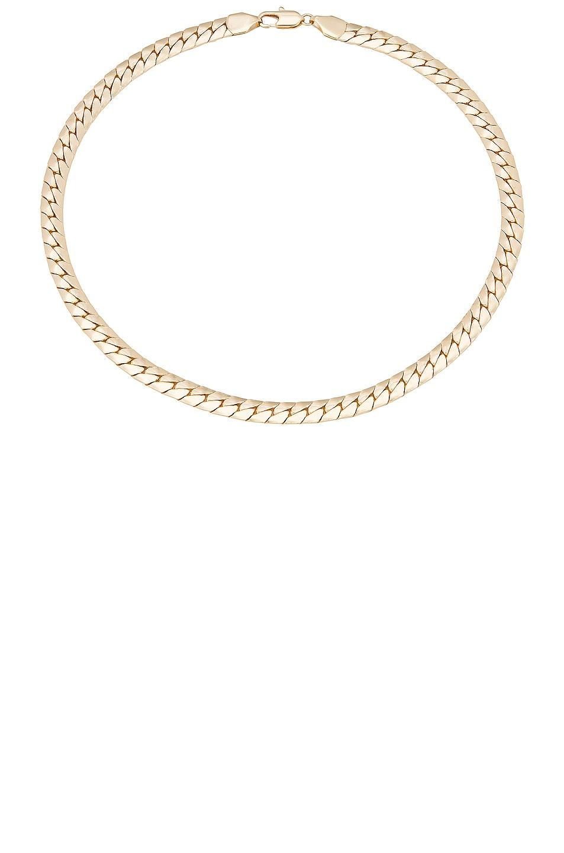 Image 1 of LAURA LOMBARDI Piatta Necklace in Gold