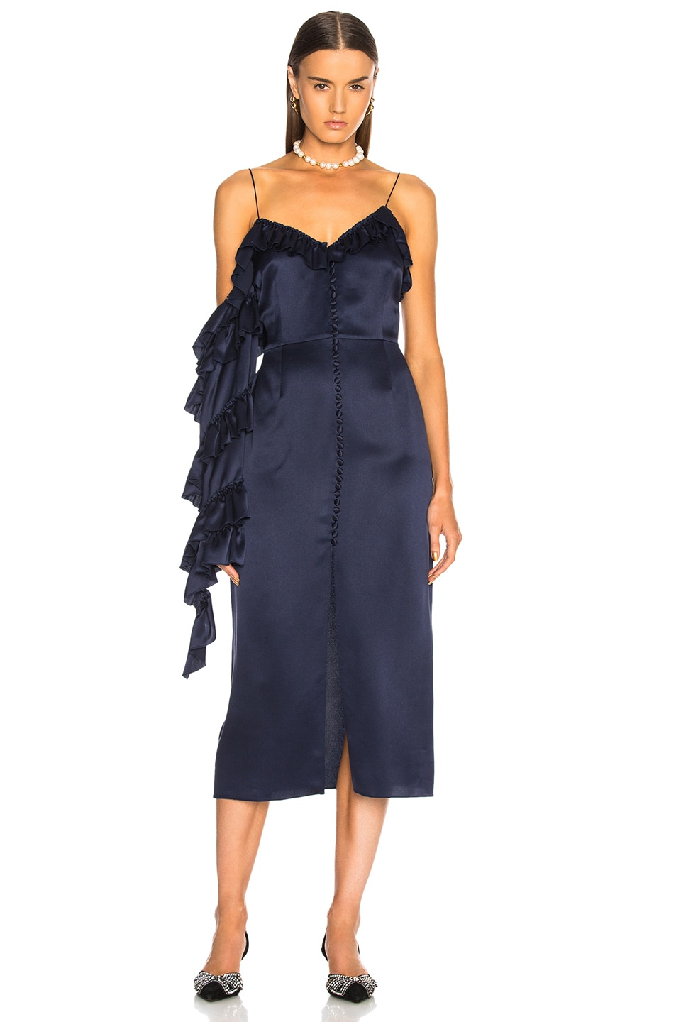 Magda Butrym Pozallo dress Supply Cheap Online Cheap Price For Sale Discount Clearance Store d2fUVZI0