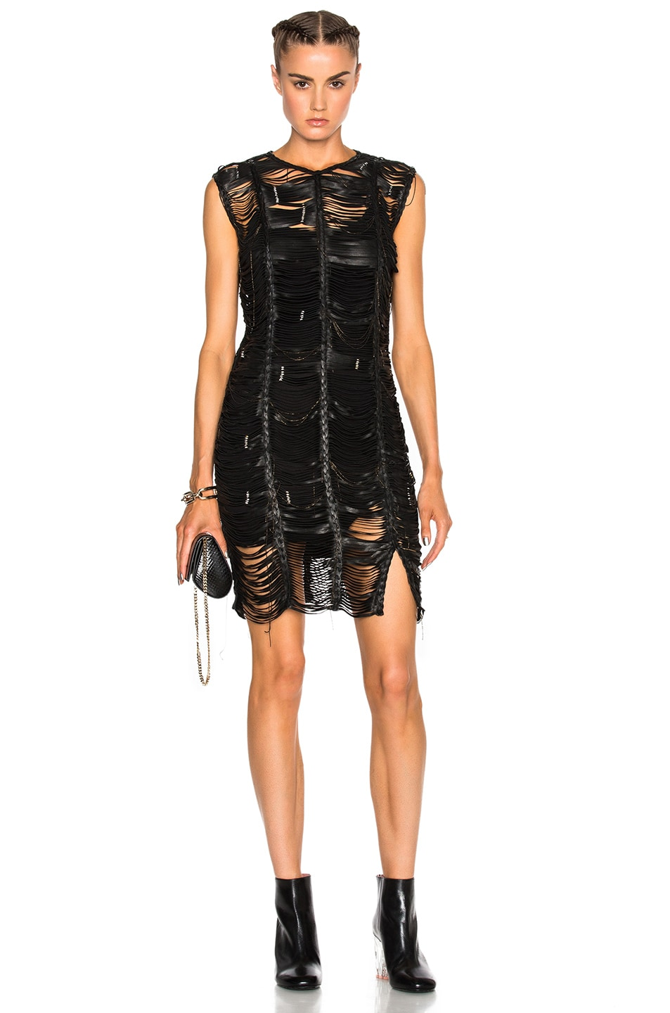 Image 1 of Magda Butrym Bowie Dress in Black