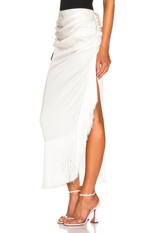 Image 3 of Magda Butrym Alba Skirt in White